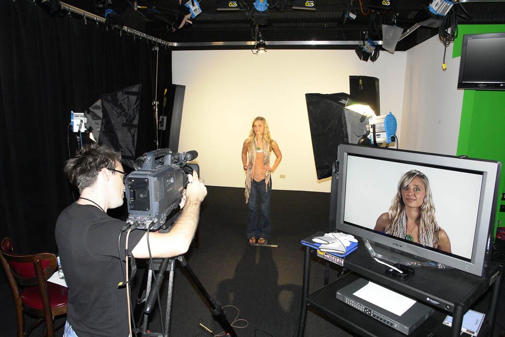 Video production studio design